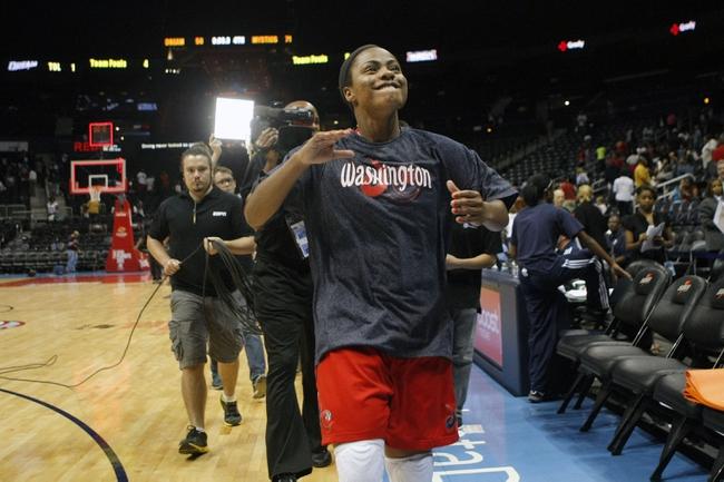 Atlanta Dream vs. Washington Mystics - 9/13/15 WNBA Pick, Odds, and Prediction