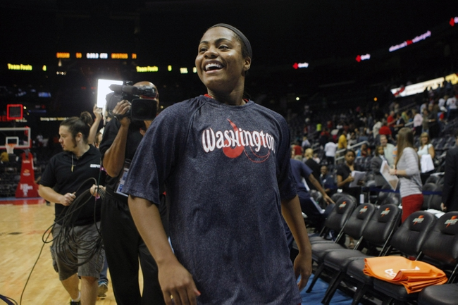 Indiana Fever vs. Washington Mystics - 9/8/15 WNBA Pick, Odds, and Prediction