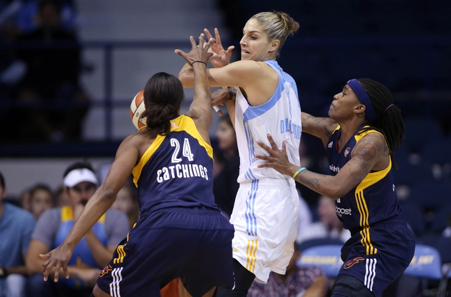 Tulsa Shock vs. Indiana Fever - 7/15/15 WNBA Pick, Odds, and Prediction