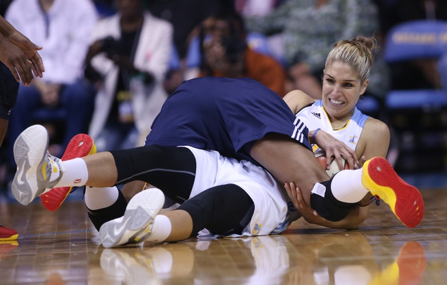 Chicago Sky vs. Indiana Fever - 6/26/15 WNBA Pick, Odds, and Prediction