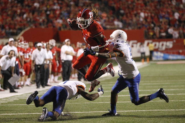 Fresno State at Boise State - 10/17/14 CFB PIck, Odds, Prediction