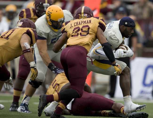 Toledo Rockets vs. Central Michigan Chippewas Pick-Odds-Prediction - 9/27/14