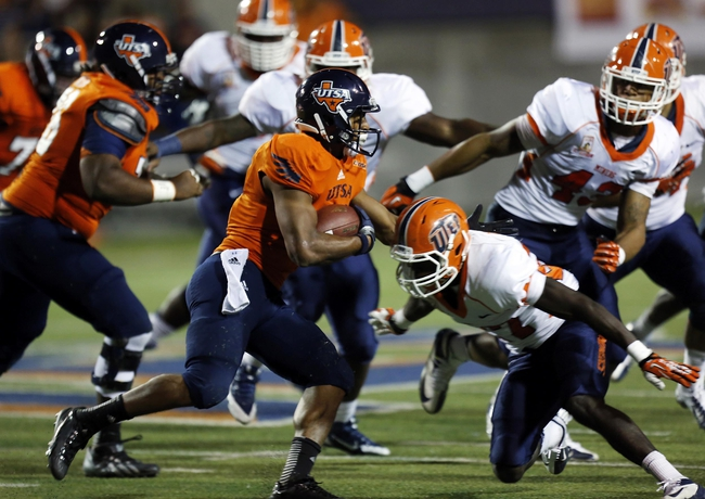 UTSA Roadrunners vs. Texas El Paso Miners Pick-Odds-Prediction - 10/25/14