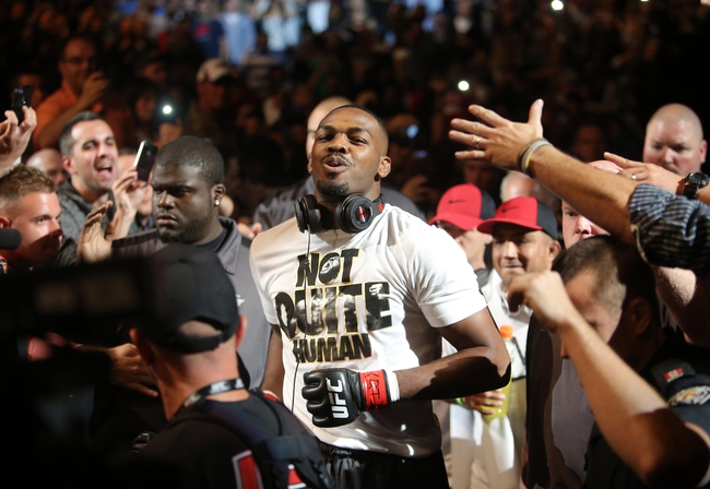 UFC NEWS: UFC 172: Jones Vs. Texeira Picks, Odds & Predictions - 4/26/14 - MMA NEWS
