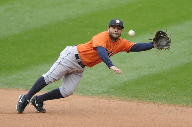 Cleveland Indians vs. Houston Astros MLB Pick, Odds, Prediction 8/23/14