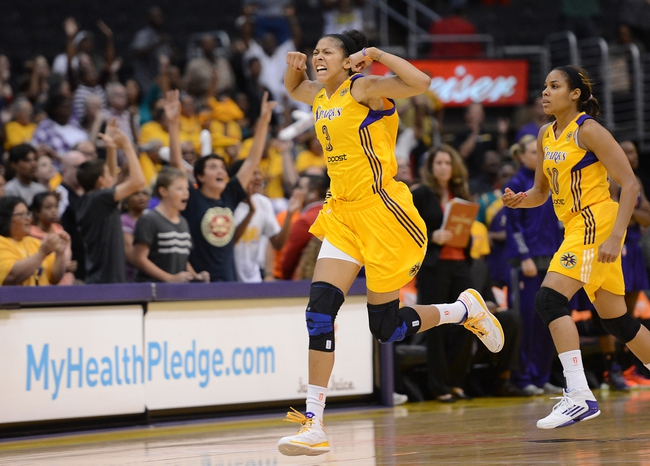 Tulsa Shock vs. Los Angeles Sparks - 8/6/15 WNBA Pick, Odds, and Prediction