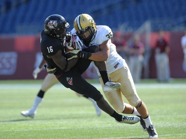 Vanderbilt Commodores vs. Massachusetts Minutemen 9/13/14 College Football Pick and Odds