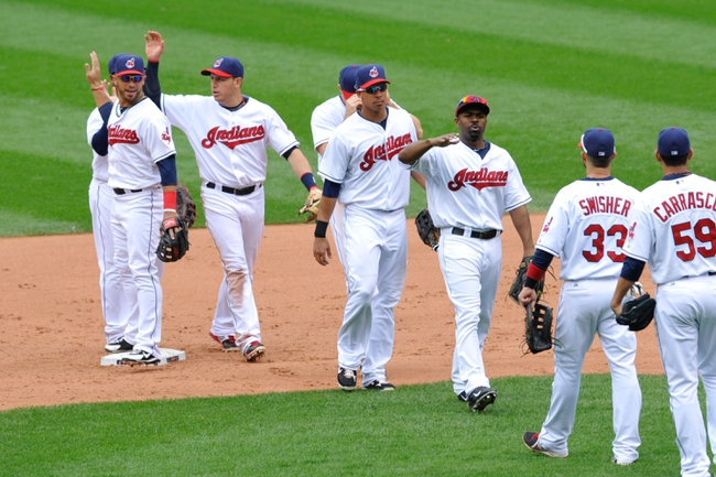 Cleveland Indians vs. Houston Astros MLB Pick, Odds, Prediction - 8/22/14