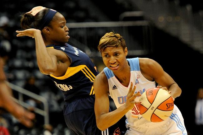 Atlanta Dream vs. Tulsa Shock - 8/9/15 WNBA Pick, Odds, and Prediction