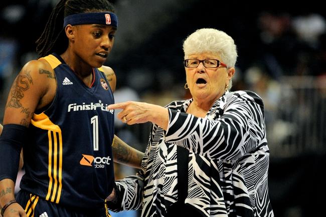 Connecticut Sun vs. Indiana Fever WNBA Pick, Odds, Prediction - 5/29/14