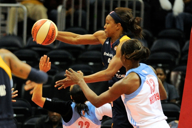 Atlanta Dream vs. Indiana Fever - 8/7/15 WNBA Pick, Odds, and Prediction