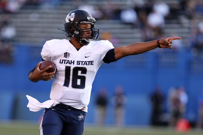 Utah State vs. S. Utah  - 9/3/15 College Football Pick, Odds, and Prediction