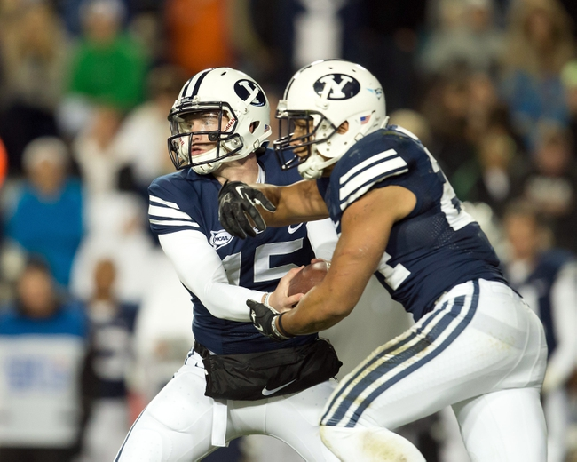 Middle Tennessee Blue Raiders vs. BYU Cougars - 11/1/14 College Football Pick, Odds, and Prediction