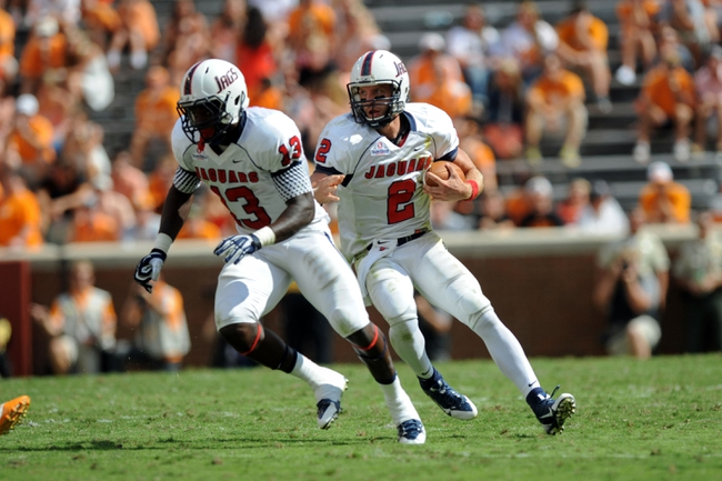 College Football Preview: The 2014 South Alabama Jaguars