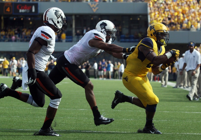 Oklahoma State vs. West Virginia - 10/25/14 CFB Pick, Odds, Prediction
