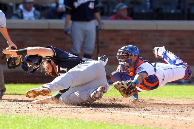 New York Mets vs. Milwaukee Brewers MLB Pick, Odds, Prediction 6/10/14