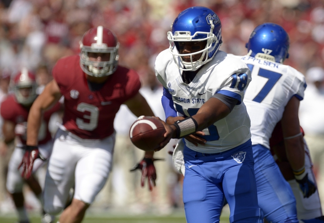 College Football Preview: The 2014 Georgia State Panthers