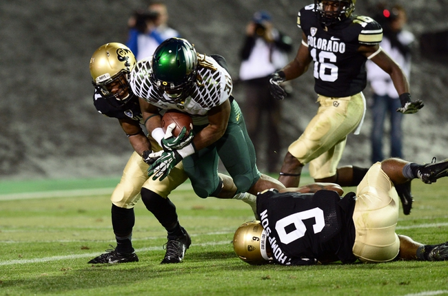 Oregon vs. Colorado - 11/22/14 College Football Pick, Odds, and Prediction