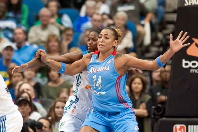 Tulsa Shock vs. Atlanta Dream - 7/7/15 WNBA Pick, Odds, and Prediction