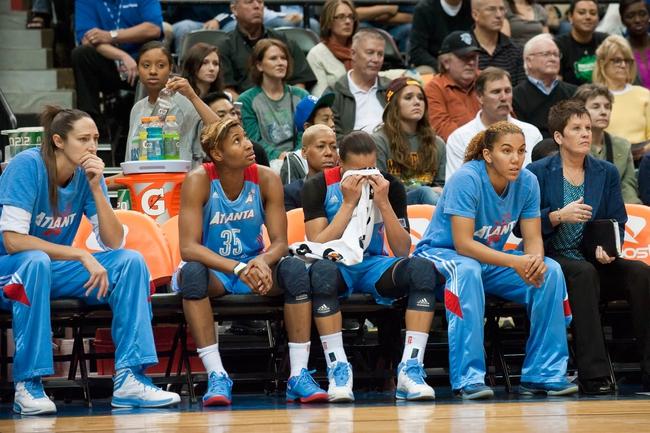 Washington Mystics vs. Atlanta Dream - 6/26/15 WNBA Pick, Odds, and Prediction