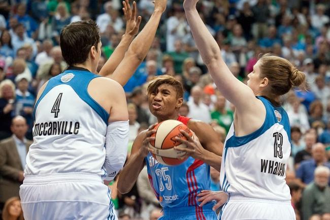 New York Liberty vs. Atlanta Dream - 6/21/15 WNBA Pick, Odds, and Prediction
