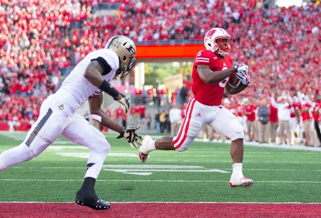 Purdue vs. Wisconsin - 11/8/14 College Football Pick, Odds, and Prediction