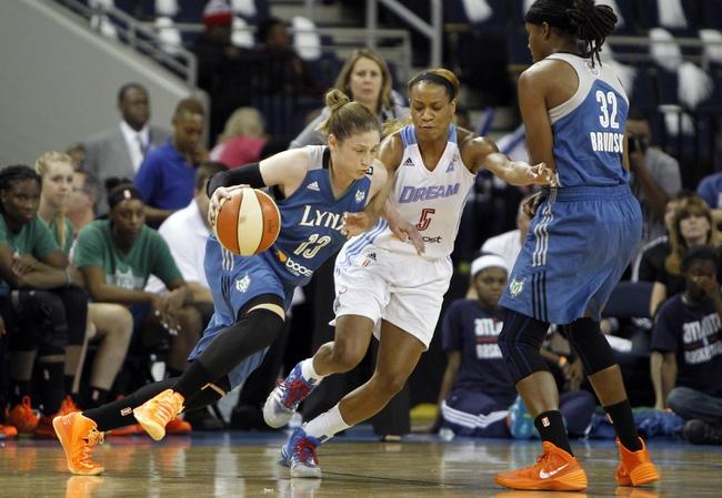 Washington Mystics vs. Connecticut Sun - 8/7/15 WNBA Pick, Odds, and Prediction