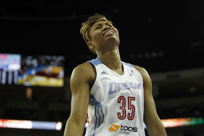 San Antonio Stars vs. Atlanta Dream - 6/11/15 WNBA Pick, Odds, and Prediction
