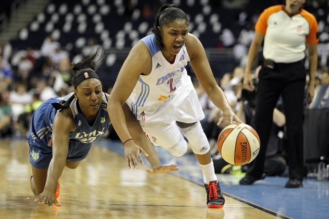Chicago Sky vs. Connecticut Sun - 7/2/15 WNBA Pick, Odds, and Prediction