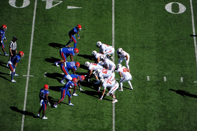 Texas Tech Red Raiders vs. Kansas Jayhawks - 10/18/14 CFB Pick, Odds, Prediction