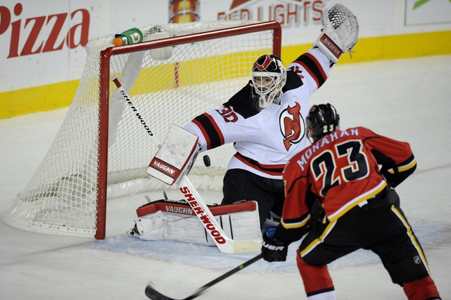New Jersey Devils vs. Calgary Flames Pick-Odds-Prediction - 4/7/14