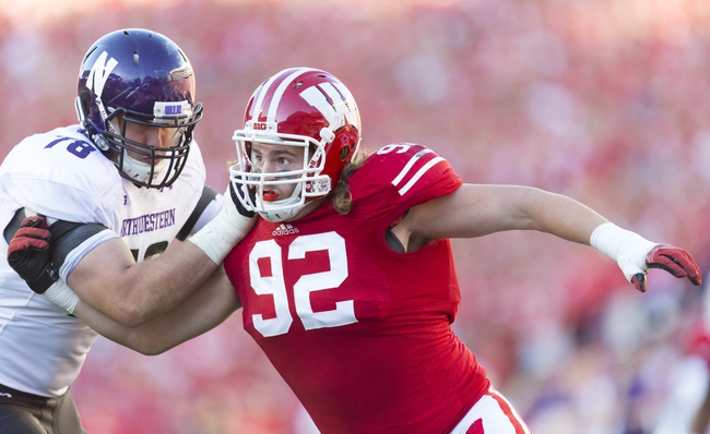 Northwestern Wildcats vs. Wisconsin Badgers CFB Pick, Odds, Prediction - 10/4/14