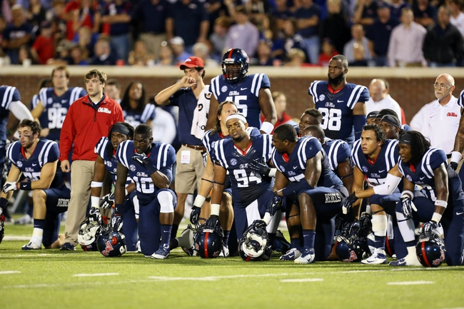 Ole Miss vs. Mississippi State - 11/29/14 College Football Pick, Odds, and Prediction