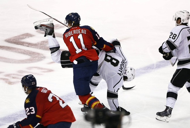 Los Angeles Kings vs. Florida Panthers - 11/18/14 NHL Pick, Odds, and Prediction