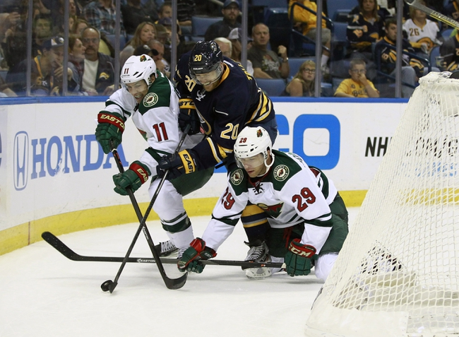 Minnesota Wild vs. Buffalo Sabres - 11/13/14 NHL Pick, Odds, and Prediction
