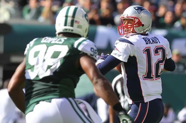 Fantasy Football 2014: Jets at Patriots 10/16/14 Week 7 Preview