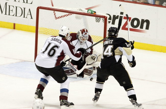 Colorado Avalanche vs. Pittsburgh Penguins Pick-Odds-Prediction - 4/6/14