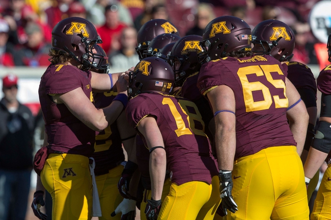 College Football Preview: The 2014 Minnesota Golden Gophers