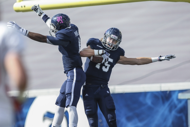 Rice vs. Western Kentucky - 10/3/15 College Football Pick, Odds, and Prediction