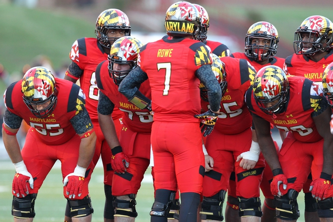 Maryland vs. Michigan - 10/3/15 College Football Pick, Odds, and Prediction