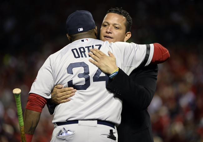 Boston Red Sox vs. Detroit Tigers MLB Pick, Odds, Prediction - 5/16/14