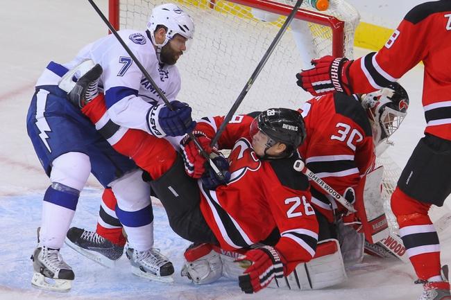 Tampa Bay Lightning vs. New Jersey Devils Pick-Odds-Prediction - 10/14/14