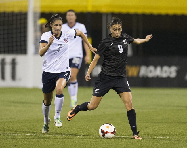 2015 FIFA Women's World Cup: New Zealand vs. Netherlands Pick, Odds, Prediction - 6/6/15