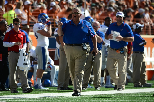 College Football Preview: The 2014 Kansas Jayhawks