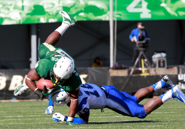 Middle Tennessee Blue Raiders vs. UAB Blazers Pick-Odds-Prediction - 10/18/14
