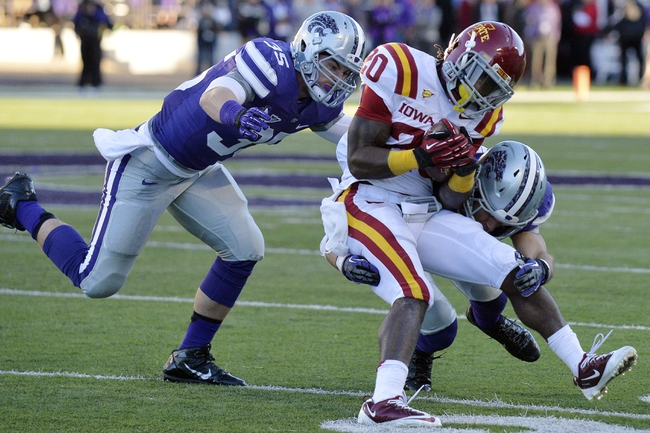 Iowa State Cyclones vs. Kansas State Wildcats NCAAF Pick, Odds, Prediction - 9/6/14