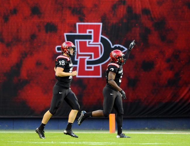 Fresno State Bulldogs vs. San Diego State Aztecs Pick-Odds-Prediction - 10/3/14