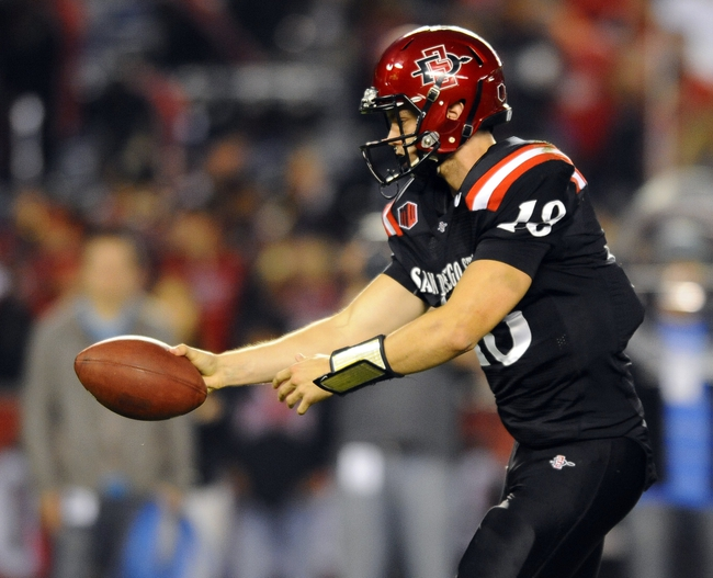 San Diego State Aztecs vs. UNLV Rebels Pick-Odds-Prediction - 9/27/14