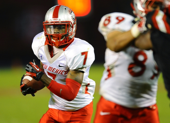 College Football Preview: The 2015 New Mexico Lobos