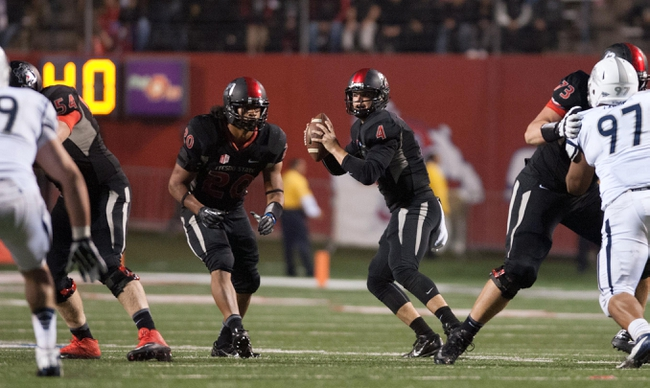 Nevada Wolf Pack vs. Fresno State Bulldogs - 11/22/14 College Football Pick, Odds, and Prediction